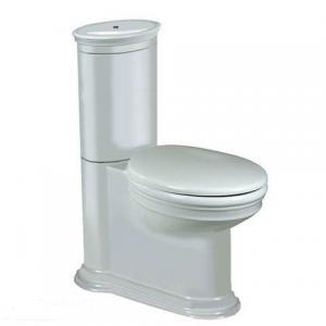 Kombinované WC s horizontálním vývodem 365 x 700 mm.