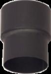 Přechodka 125/130mm, ČERNÁ