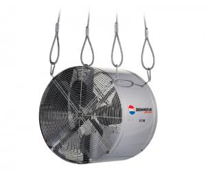 Biemmedue Axiální ventilátor FJ 18 T