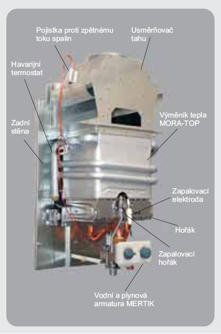 Ремонт газовой колонки своими руками мора