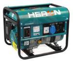 HERON EG 11 IMR 1100 W, 2,8 HP - elektrocentrála