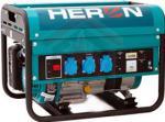 HERON EGM 25 AVR 2300W, 5,5 HP- elektrocentrála