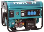 HERON EGM 55 AVR - 1E 5,5 kW, 13 HP - elektrocentrála