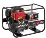 HONDA ECT 7000 K1 F - elektrocentrála