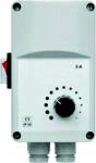 Plynulý regulátor otáček, 1,5 A, upravený max. pro 3 přístroje.