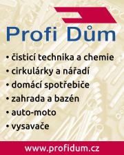 Navštivte náš partnerský obchod ProfiDum.cz