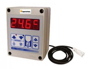 Elektronický termostat THD s 5-metrovým kabelem