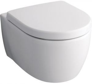 WC závěsné Keramag odpad vodorovný iCon s hlubokým splachováním 6l bílá