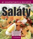 Publikace přináší 61 oblíbených receptů na pestré a zdravé saláty.