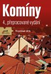 Komíny 4., přepracované vydání - Jiřík František