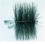 Kominický kartáč ocelový čistící hranatý 150x150