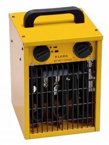 Elektrické topidlo Master B 1.8 ECA s ventilátorem