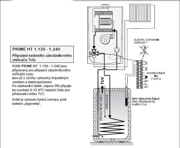 připojení ohřívače teplé vody skvělé ledoborce pro seznamky