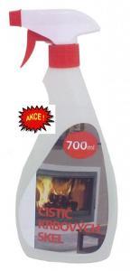Čistič skla - rozprašovač 700 ml