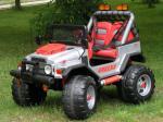 Dvoumístný terénní automobil 12V