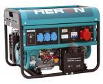 HERON EGM 60 AVR - 3E 6000 W, 13HP - elektrocentrála