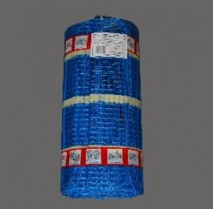dvoužilová topná rohož s ochranným opletením, 75W/m2 - jednostranné napájení !