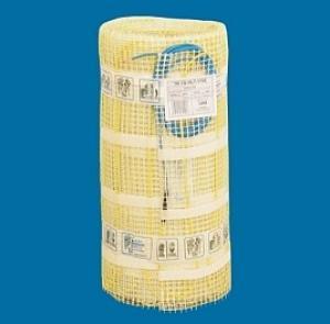 jednožilovou topnou rohož s ochranným opletením, 100W/m2