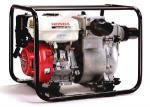 WT30XK3 - kalové čerpadlo - motor HONDA GX240